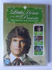 Little house on the Prairie collection episodes 52, 53 & 54 DVD