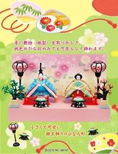 Re-Ment Miniature Japan Traditional Girl's day Festival Doll Full Set