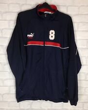 Rétro vintage puma king survêtement top sweater athletic sport uk m
