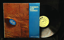 John Young Trio-Themes and Things-Argo 692-WILLIAM YANCEY PHILLIP THOMAS PROMO