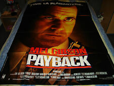 AFFICHE   MEL GIBSON / PAYBACK / 120X160