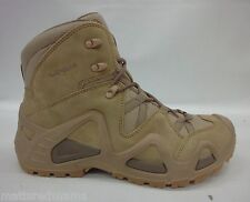 Lowa Mens Zephyr Desert Mid TF Boots 310535 0410 Beige Size 10