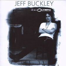 Live At Olympia - Jeff Buckley (2009, CD NEUF)