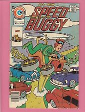 Speed Buggy #5 Hanna-Barbera TV 1976 Charlton Comics FREE USA SHIP
