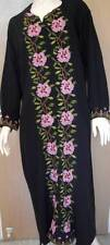 Hand Embroidered Traditional Arabic Dress  Bedouin abaya jilbab kaftan caftan L