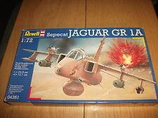 Revell - Sepecat Jaguar GR 1A  -  Bausatz - 1: 72
