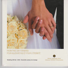 "2005 ""From This Day Forward"" Wedding Coin Set"