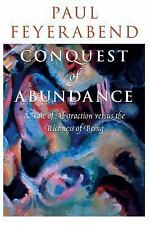 Conquest of Abundance: A Tale of Abstraction versus the Richness of Being, Feyer