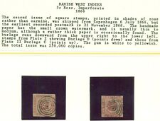 DWI SPECIALIZED Collection – 1866/1915- 59 annotated pages, Facit $25,575.00