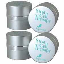 NEW BioLogic Stem Cell Therapy Wrinkle Therapy Topical Beauty Cream - Set Of 2