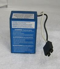 Power Wheels 00801-1457 Blue 4 Amp Battery Fisher Price 1 Year Warranty Genuine