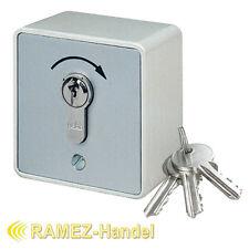Schlüsselschalter Schlüsseltaster Geba Tor Antrieb Motor Garagentor MS-APZ1-1T