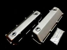 CNC Machined Cast Aluminum Ford 351 Cleveland & Yates Racing Valve Covers