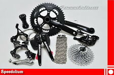 SRAM Apex Road Bike 2x10-speed GXP Group Set Build Kits 170mm 50/34T