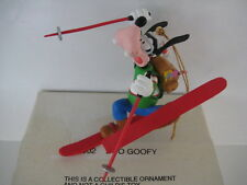 GROLIER CHRISTMAS TREE HANGING DISNEY DECORATION ORNAMENT GOOFY