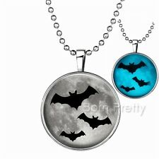 Leuchtend Halskette Halloween Schläger Luminous Necklace Pulloverkette