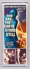 THE DAY THE EARTH STOOD STILL movie poster LARGE FRIDGE MAGNET - Sci-Fi classic!