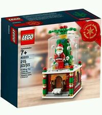 LEGO 40223 CHRISTMAS SNOWGLOBE 2016 LIMITED EDITION SET NEW AND SEALED