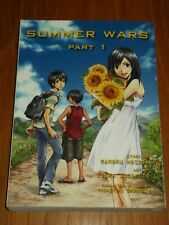 Summer Wars Part 1 (Paperback, 2009) 9781939130150