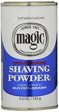 Softsheen-Carson Magic Shave Regular Strength Shaving Powder, 5 oz (3 Pack)
