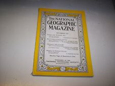 THE NATIONAL GEOGRAPHIC MAGAZINE  SEPTEMBER 1950   #77