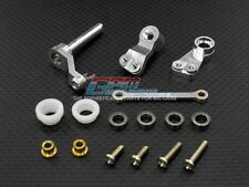 GPM CC048 S Aluminum Bearing Steering Assembly Saver Set For Tamiya CC-01 CC01