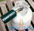 Propane Refill Adapter Lp Gas 1 Lb Cylinder Tank Coupler Heater Bottles Coleman