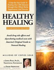 Healthy Healing 14th Edition by Linda Page 2011 Natural Health Paperback WT29559