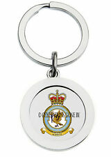 ROYAL AIR FORCE 3 FLYING TRAINING SCHOOL KEY RING (METAL)