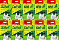 10 TUBES Flea Spot On for Small Medium Large dog  XL Dog flea treatment puppies