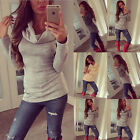 Women Fashion Hoodies Sweatshirt Casual Jacket Coat Outerwear Blouse Tops