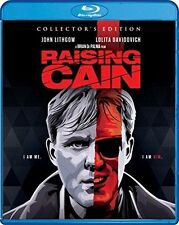 Raising Cain (Collector's Edition) - 2 DISC SET (2016, Blu-ray New)