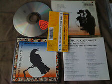 THE BLACK CROWES / greatest hits / JAPAN LTD CD OBI