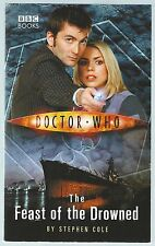 Doctor Who: The Feast of the Drowned Stephen Cole BBC Paperback 2006 G+Condition