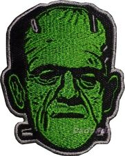 Frankenstein Embroidered Patch Boris Karloff Horror Movie Universal Monsters