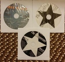 3 CDG DISCS GREATEST 1970'S KARAOKE HITS OF THE EAGLES,BEE GEES & CARPENTERS