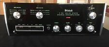 McIntosh C 26 Solid State Stereo Preamplifier