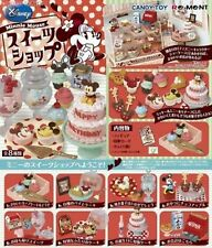 *SHIPS FROM US* Re-ment Disney Minnie Mickey Sweet Shop Bakery Sweets Full Set