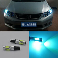 2x projector Ice Blue LED Parking position Light bulb For Honda civic 2003-2014