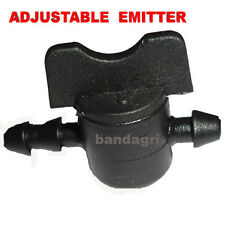 25 NOS ADJUSTABLE EMITTER-0 TO 20 LTS (WITH STOP PROVISION) DRIP IRRIGATION KIT