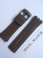 SWATCH + nastro originale in silicone + Touch Brown + neunew