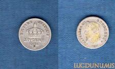 2nd Empire,1852 -1870 – 20 Centimes Tete Laurée Petit Module 1866 BB Strasbourg