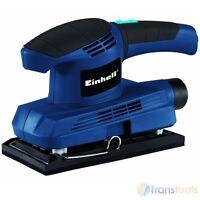 Einhell BT-OS150 1/3 Sheet Orbital Sander 150W 240V 240mm x 90mm Sanding Sheets
