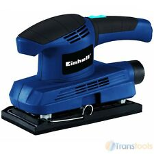Einhell BT-OS150 1/3 Sheet Orbital Sander 150W 240V 240mm x 90mm Sanding Sheets