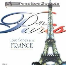 I Love Paris: Love Songs From France 1996