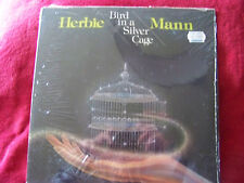 Herbie Mann-Bird in a Silver Cage German ATLANTIC LP OVP NUOVO