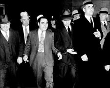 Lucky Luciano Photo 8X10 - Mobster Mafia New York Arrested  Buy Any 2 Get 1 FREE