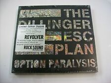 DILLINGER ESCAPE PLAN - OPTION PARALYSIS - CD NEW SEALED 2010 DIGIPACK