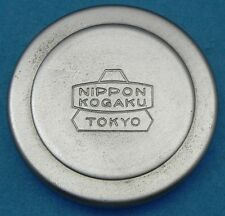 Nikon RF Chrome NKK 47mm Metal Front Lens Cap for early chrome 3.5cm f3.5  #5