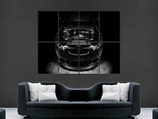 BMW M3 ENGINE   POSTER WALL ART PICTURE  LARGE GIANT